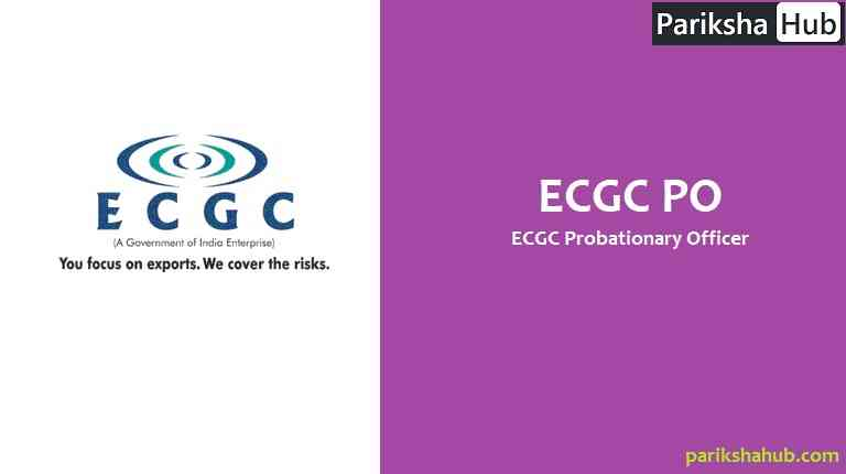 ECGC PO or Probationary Officer
