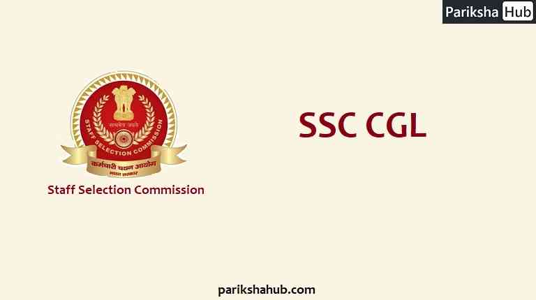 SSC CGL Recruitment or Staff Selection Commission Combined Graduate Level Recruitment